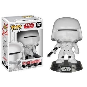 Funko Pop! Movies - First Order Snowtrooper #67