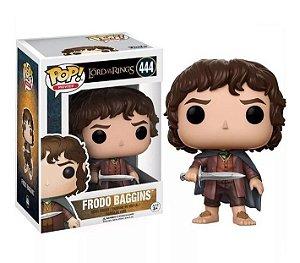 Funko Pop! Movies - Senhor dos Anéis - Frodo Baggins #444