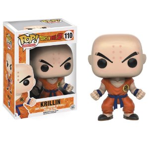 Funko Pop! Anime - Dragon Ball Z - Krillin #110