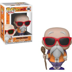 Funko Pop! Anime - Dragon Ball Z - Master Roshi #382