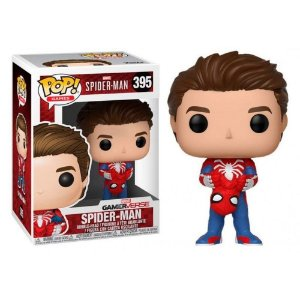 Funko Pop! Games - Marvel's Spider-Man - Spider-Man #395