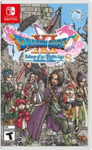 Dragon Quest XI S: Echoes of an Elusive Age Definitive Edition (Seminovo) - Switch
