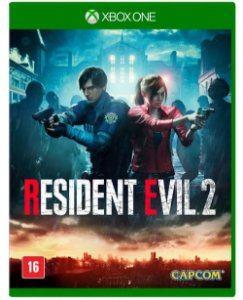 Resident Evil 2 Remake (Seminovo) - Xbox One