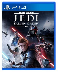Star Wars Jedi Fallen Order (Seminovo) - PS4