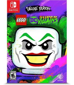 Lego DC Super Villains Deluxe Edition - Switch