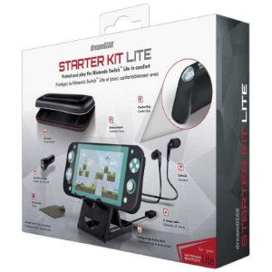Starter Kit Dreamgear para Nintendo Switch Lite