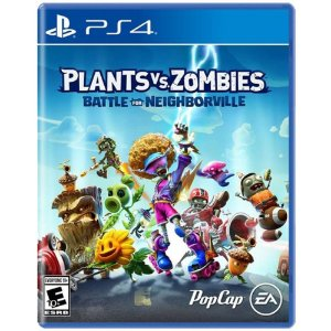 Plants vs. Zombies: Batalha por Neighborville - PS4