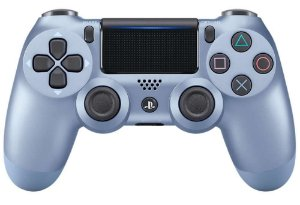 Controle Sony Dualshock 4 Azul Titanio - Sem Fio - PS4