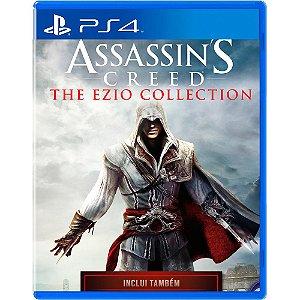 Jogo Assassin's Creed: The Ezio Collection (Seminovo) - PS4