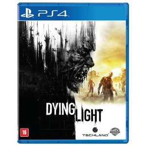 Dying Light (Seminovo) - PS4