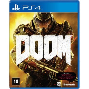Doom (Seminovo) - PS4