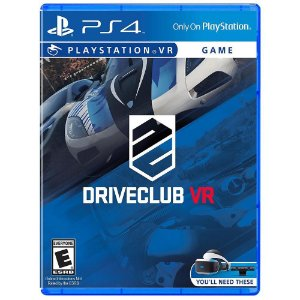 Driveclub VR (Seminovo) - PS4