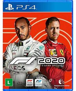Fórmula 1 2020 - F1 2020 (Pré Venda) - PS4