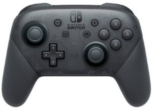 Controle Nintendo Switch Pro Controller (Seminovo) - Switch