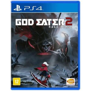 God Eater 2 - Rage Burst (Seminovo) - PS4