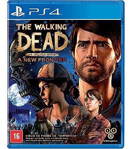 The Walking Dead A New Frontier (Seminovo) - PS4