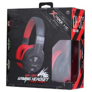 Headset Gamer Xtrike-me GH-503