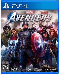 Jogo Marvel Avengers (Pronta Entrega) - PS4
