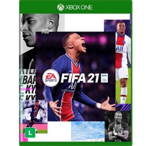 FIFA 21 (Pré Venda) + Brinde - Xbox One