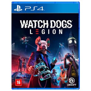 Watch Dogs Legion (Pré-Venda) - PS4