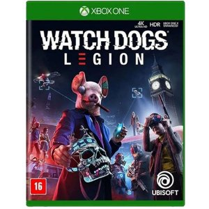 Watch Dogs Legion (Pré-Venda) - Xbox One