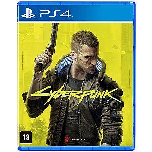 Cyberpunk 2077 (PRÉ-VENDA) - PS4
