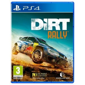 Dirt Rally (Seminovo) - PS4