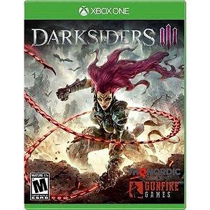 Jogo Game DarkSiders 3 (Seminovo) - Xbox One