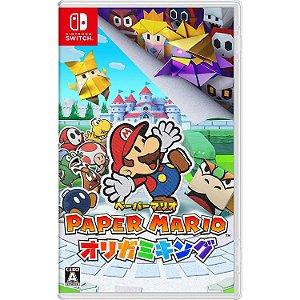 Paper Mario: The Origami King (Seminovo) - Nintendo Switch