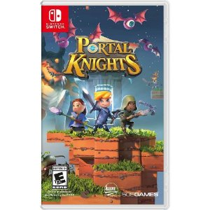 Portal Knights (Seminovo) - Nintendo Switch