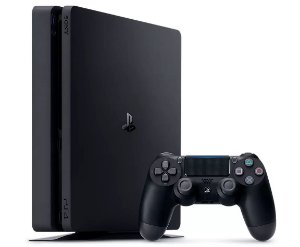 Console PlayStation 4 Slim 1 Tera 1 tb (Seminovo) - Sony