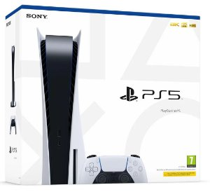 Console Sony Playstation 5 - PS5 - Sony