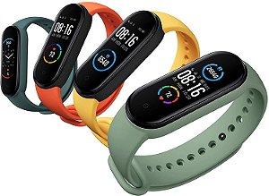 Relógio Smartwatch Amazfit Band 5 C/ Alexa e Oximetro Global - Xiaomi