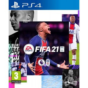 Fifa 21 - Ultimate Team (Voucher) - PS4
