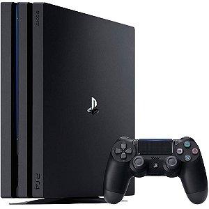 Console PlayStation 4 Pro - 2 TERA - Seminovo - Sony