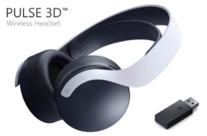Headset Sem Fio Playstation 5 - Pulse 3D - PS4 - PS5 - Sony