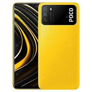 Celular Xiaomi Poco M3 128 GB 4 GB RAM Versão Global (Cores sob consulta) – Xiaomi