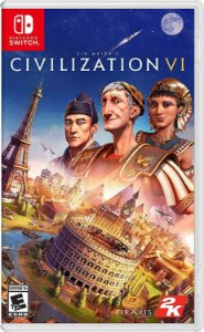 Civilization VI (Seminovo) - Nintendo Switch