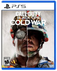 Call of Duty: Black Ops Cold War (Seminovo) - PS5