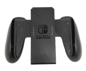 Comfort Grip Joy Con Nintendo Switch - Original (Seminovo) - Preto