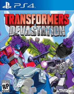 Transformers Devastation - PS4