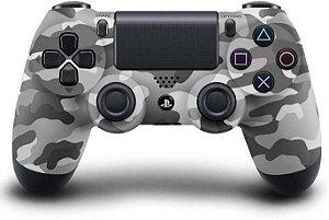 Controle ps4 camuflado Dualshock 4 Camuflado - PS4