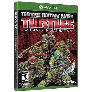 Tmnt - Mutants In Manhattan  Xbox One - tartarugas ninja xbox one
