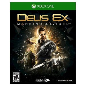 Deus ex  Making divide Xbox One