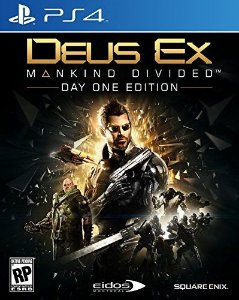 Deus Ex - Mankind Divided - PS4