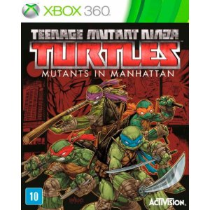 Tmnt - Mutants In Manhattan - X360