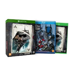 Batman - Return To Arkham - Edição Limitada - Xbox One