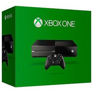 Xbox one 500 gb sem knect
