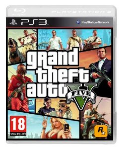 Grand Theft Auto V Ps3 - Gta V Ps3