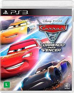 Carros 3 - Correndo Para Vencer - PS3